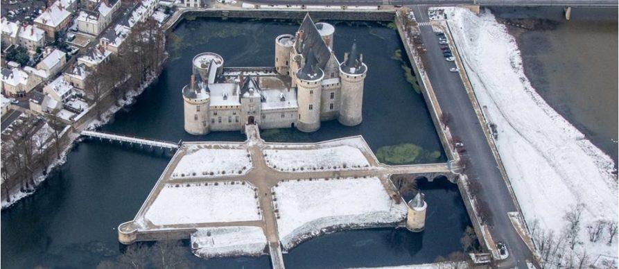Balade à Bourges – Pique nique et châteaux