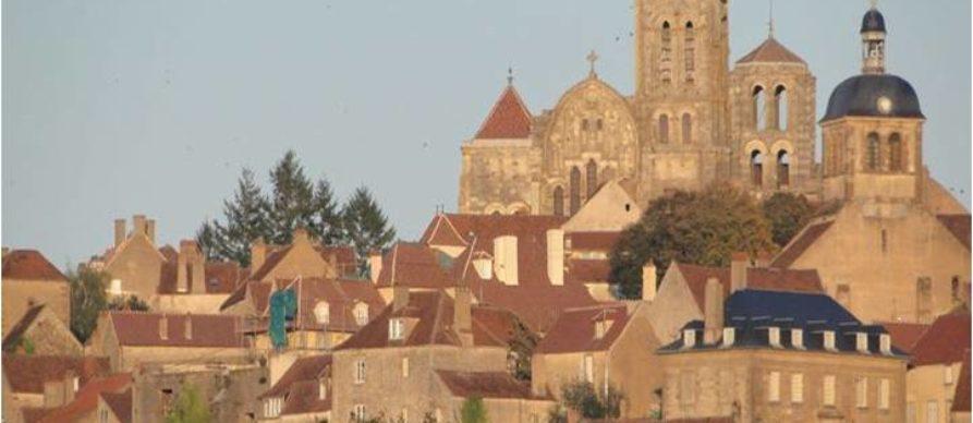 Balade à Avallon / Vézelay le 22/06
