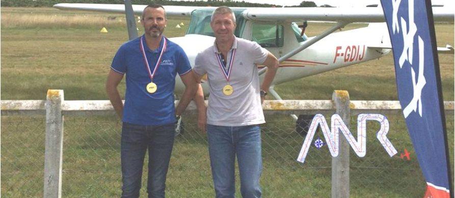 Médaille d'or pour F-GDIJ
