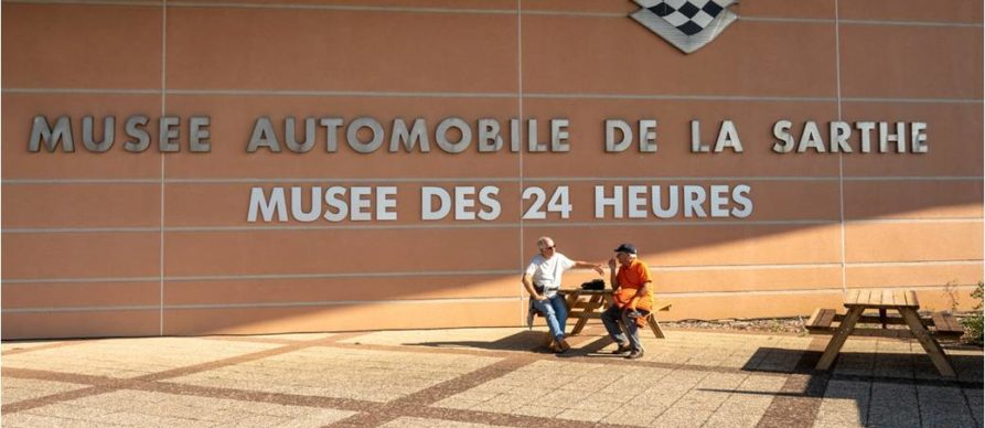 Succès de la Balade au Mans